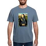 Flat Coated Retriever 2 - Mona Lisa.png Mens Comfo