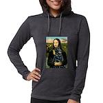 Flat Coated Retriever 2 - Mona Lisa.png Womens Hoo