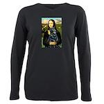 Flat Coated Retriever 2 - Mona Lisa.png Plus Size