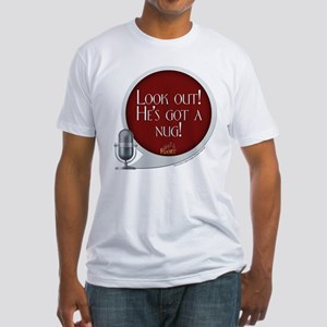Frasier: Look Out! Fitted T-Shirt
