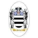Ostler Sticker (Oval 10 pk)