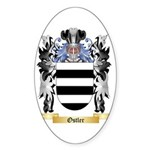 Ostler Sticker (Oval 50 pk)