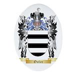 Ostler Oval Ornament