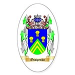 Ossipenko Sticker (Oval 50 pk)