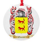 Osorio Round Ornament