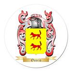 Osorio Round Car Magnet