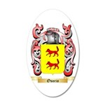 Osorio 20x12 Oval Wall Decal