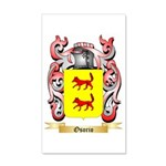 Osorio 35x21 Wall Decal