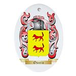 Osorio Oval Ornament