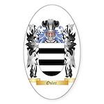 Osler Sticker (Oval 50 pk)