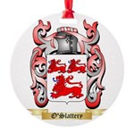 O'Slattery Round Ornament