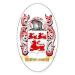 O'Slattery Sticker (Oval 50 pk)