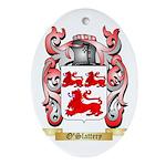 O'Slattery Oval Ornament