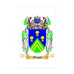 Osipov Sticker (Rectangle 50 pk)