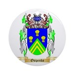Osipenko Round Ornament