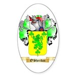 O'Sheridan Sticker (Oval 10 pk)