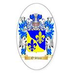 O'Shea Sticker (Oval 10 pk)