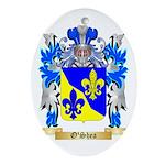 O'Shea Oval Ornament
