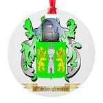 O'Shaughnessy Round Ornament