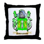 O'Shaughnessy Throw Pillow