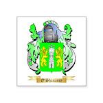 O'Shanassy Square Sticker 3