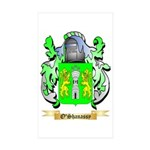 O'Shanassy Sticker (Rectangle 50 pk)