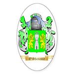 O'Shanassy Sticker (Oval)