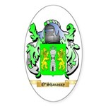 O'Shanassy Sticker (Oval 10 pk)