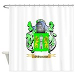 O'Shanassy Shower Curtain