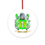 O'Shanassy Round Ornament
