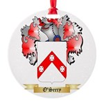 O'Seery Round Ornament