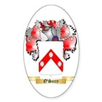 O'Seery Sticker (Oval 10 pk)