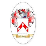 O'Seery Sticker (Oval 50 pk)