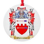 Osckleston Round Ornament