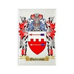 Osckleston Rectangle Magnet (100 pack)