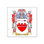 Osckleston Square Sticker 3