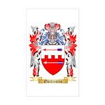 Osckleston Sticker (Rectangle)