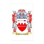 Osckleston Sticker (Rectangle 10 pk)