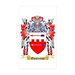 Osckleston Sticker (Rectangle 50 pk)