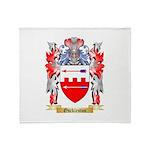 Osckleston Throw Blanket