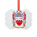Osckleston Picture Ornament