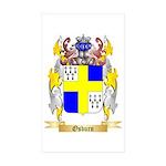 Osburn Sticker (Rectangle 50 pk)