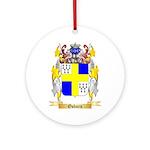 Osburn Round Ornament