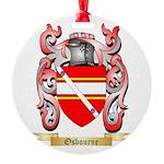 Osbourne (Irish) Round Ornament
