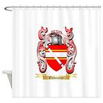 Osbourne (Irish) Shower Curtain