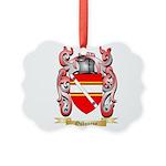 Osbourne (Irish) Picture Ornament
