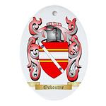 Osbourne (Irish) Oval Ornament