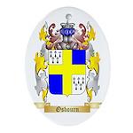 Osbourn Oval Ornament