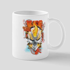 Ghost Rider Pixel Mug
