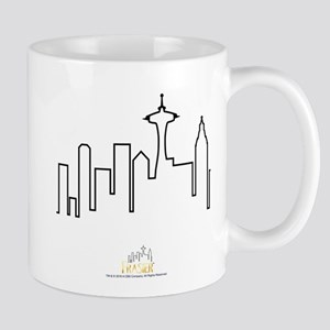 Frasier: Skyline Design Mug